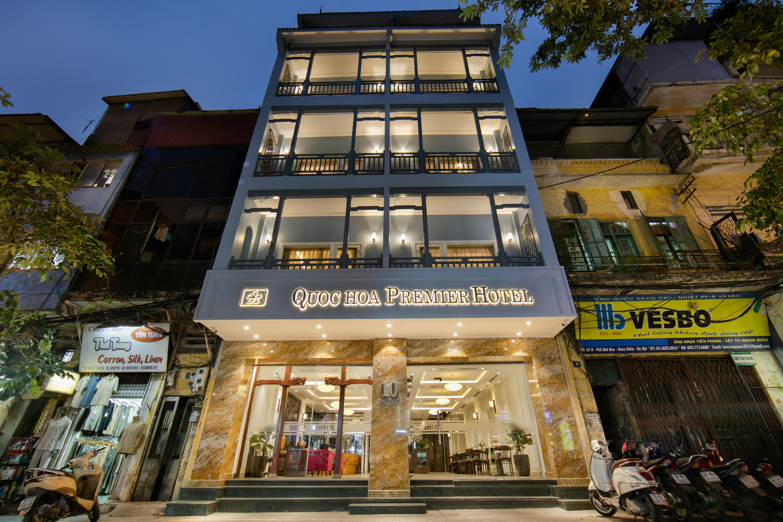 Quoc Hoa Premier Hotel and Spa Hanoi Vietnam