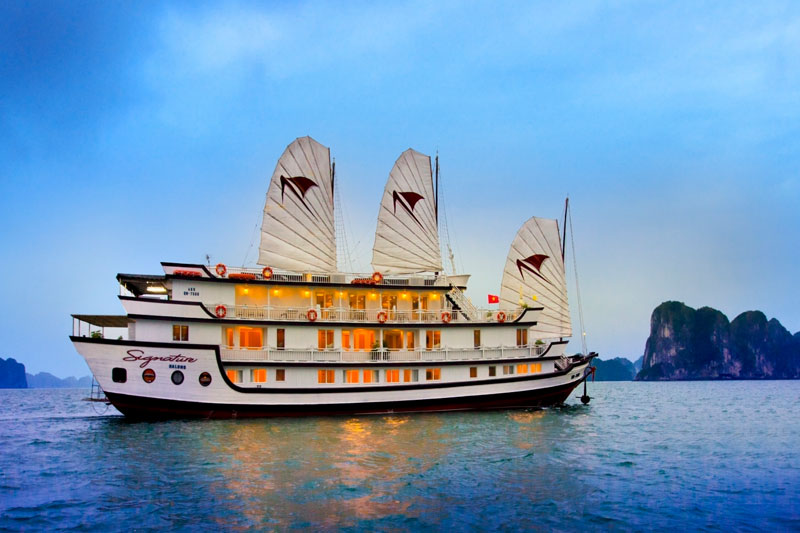 SIGNATURE LUXURY CRUISE 4 DAYS - 3 NIGHTS